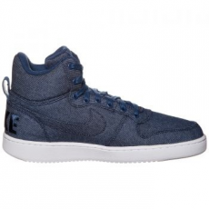 Nike Recreation Mid Premium férfi sportcipő, Costal Blue, 46 (844884-400-12)