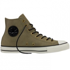 Converse Chuck Taylor All Star Hi Leather férfi tornacipő, Jute/Egret, 43 (153809C-261-9.5)