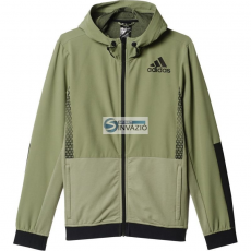 Adidas Blúz adidas Workout Full Zip HoodyM AZ1289