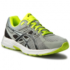 Asics Cipők ASICS - Gel-Contend 3 T5F4N Midgrey/Black/Safety Yellow T5F4N