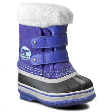 SOREL Hótaposó SOREL - Toddler 1964 Pac Strap NV1876-546 Purple Lotus/Sky Blue