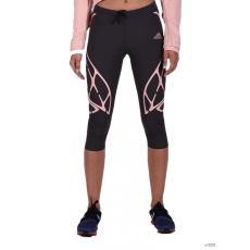 Adidas PERFORMANCE Női RUNNING NADRÁG AZ SW 3/4 TGT W UTIBLK/VAPPNK