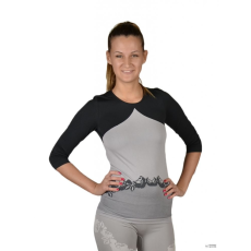 Adidas PERFORMANCE Női Hosszú ujjú Tshirt YO SL 3/4 SLEEVE