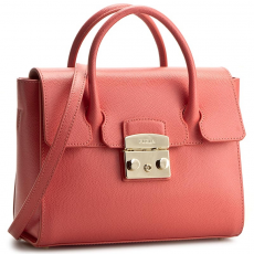 Furla Táska FURLA - Metropolis 820653 B BGX6 ARE Color Corallo