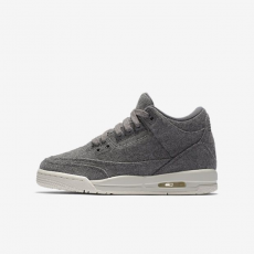 Nike Air Jordan 3 Retro Wool GS