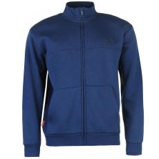 Slazenger Férfi cipzáras pulóver kék 3XL