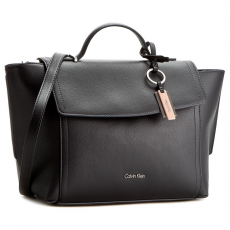 Calvin Klein Black Label Táska CALVIN KLEIN BLACK LABEL - Myr4 Top Handle Satchel K60K602431 004