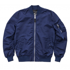 Alpha Industries MA-1 VF LW - ocean blue