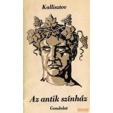 Gondolat Az antik színház antikvárium - használt könyv