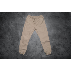 Urban Classics Washed Canvas Jogging Pants Sand