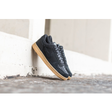 Nike Big Nike Low Lux Black/ Black-Gum Light Brown