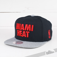 Mitchell & Ness Mitchell & Ness Cap Forces SB NBA Miami Heat