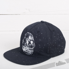 Cheap Monday Sportsfan Cap Space moonskull Black