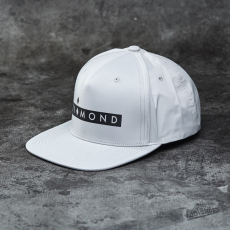 Diamond Supply Co. Diamond Marquise Clipback Grey