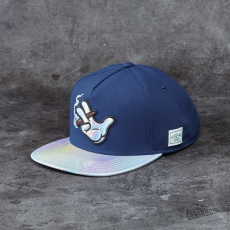 Cayler & Sons GL Baked Cap Navy/ Navy Tie Dye/ Holographic
