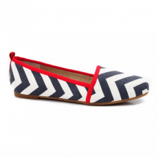 Tamaris 1-24618-24NWR NAVY/WHITE/RED