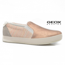 Geox D4429C 0KYDS CH8D8 ROSE GOLD/PEACH