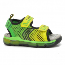 Geox J620QB 014CE C3015 LIME GREEN