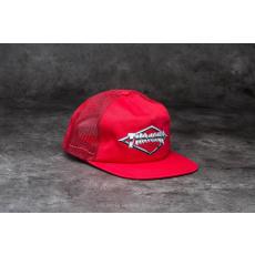 THRASHER Diamond Emblem Trucker Hat Red
