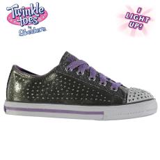 Skechers Vászon tornacipő Skechers Twinkle Toes Pixie gye.