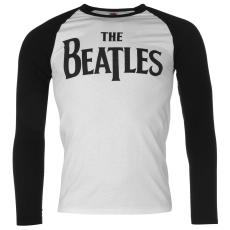 Official Póló Official Beatles Raglan fér.