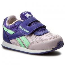 Reebok Cipők Reebok - Royal Cljog 2 Kc BD4017 Purple/Shell Purple/Green