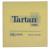 TARTAN Öntapadó jegyzettömb, 76x76 mm, 100 lap, 12 tömb/cs, TARTAN, sárga (12db/csom) LPT7676