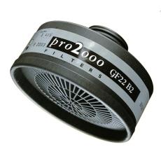 Scott GF22-B2 szabványos, zsinórmenetes Pro2000-es gázszűrő GF22B2