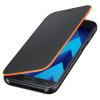 Samsung Samsung Galaxy A5 (2017) neon flip cover,Fekete