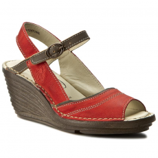 Fly London Szandál FLY LONDON - Sheafly P300659001 Scarlet/Khaki
