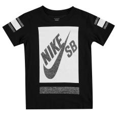 Nike Póló Nike QTT Block gye.