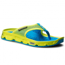 Salomon Vietnámi papucsok SALOMON - Rx Break 392494 27 M0 Lime Punch./Imperial Blue/Cloisonne