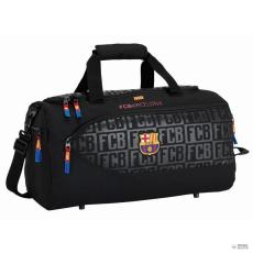Safta táska sport F.C.Barcelona fekete 50cm gyerek