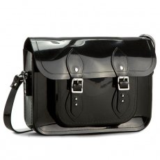 Melissa Táska MELISSA - Satchel+The Cambridge 34114 Black 01003
