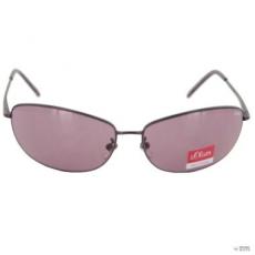 Napszemüveg s.oliver napszemüveg 4214 C2 sötét lilamatt