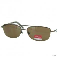 Barna s.oliver napszemüveg 4235 C2matt barna