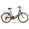 HAUSER Swan 26 6 seb városi kerékpár