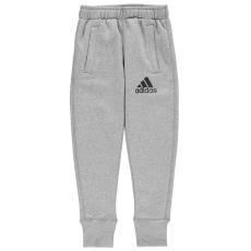 Adidas Melegítő nadrág adidas Tapered Logo Fleece gye.