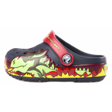 CROCS Lights Fire Dragon Clog Gyerek Crocs