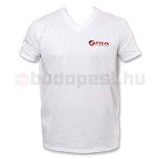 Felix Promotion póló, fehér
