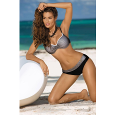 marko Bikini Nadia Nero-Bianco M-374 fekete-fehér