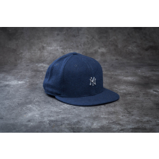 New Era 59Fifty Melton Metal Logo New York Yankees Navy
