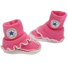 Converse 2 pár baba zokni - Converse Frill Bootie Socks