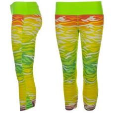 USA Pro háromnegyedes női leggings