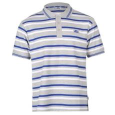 Lonsdale Stripe férfi piképóló  pólóing