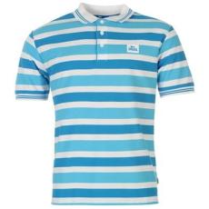 Lonsdale Three Block Stripe férfi piképóló| pólóing