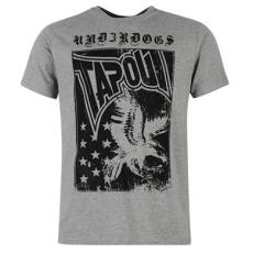 Tapout Eagle Print férfi póló