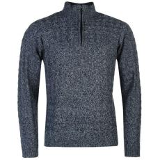 Pierre Cardin Marl Quarter férfi pulóver