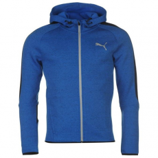 Puma Evostripe Pro Full Zip férfi kapucnis pulóver| felső