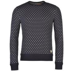SoulCal Patterned férfi kötött pulóver